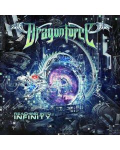 DRAGONFORCE - Reaching Into Infinity / CD + DVD