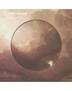 43523 candlemass nightfall picture vinyl doom metal