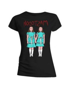 MASTODON - Twins / Girlie Shirt