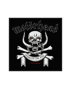 March Or Die Patch