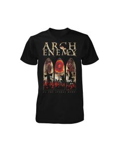 arch enemy as the stages burn shirt