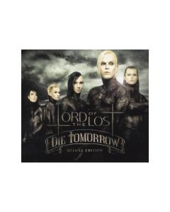44125 lord of the lost die tomorrow cd gothic metal