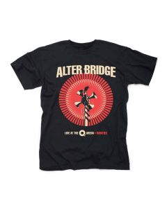 44283 alter bridge live at the 02 arena + rarities - speaker t-shirt