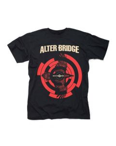 44288 alter bridge live at the 02 arena + rarities - bird t-shirt