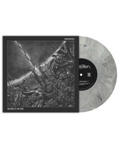 Return To The Void / GREY MARBLED LP Gatefold