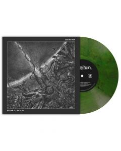 Return To The Void / POT GREEN MARBLED LP Gatefold