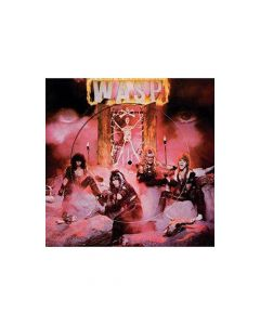 44339 w.a.s.p. w.a.s.p. picture lp glam metal