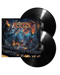 44472-1 accept the rise of chaos black 2-lp heavy metal