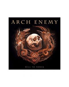 arch enemy will to power box