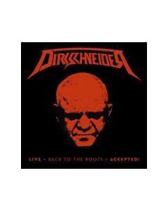 dirkschneider live back to the roots accepted digipak cd bluray