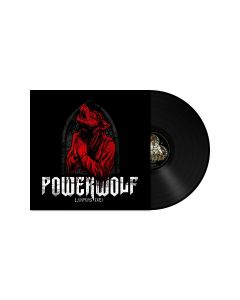 POWERWOLF - Lupus Dei / BLACK LP