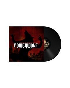 POWERWOLF - Return In Bloodred / BLACK LP