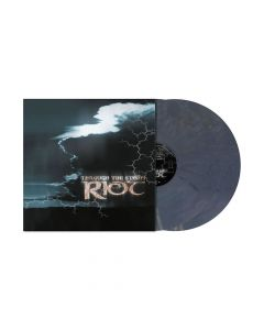 Through The Storm NIGHT BLUE GREY MARBLED 2-LP