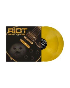 Army Of One / GOLDEN YELLOW 2-LP