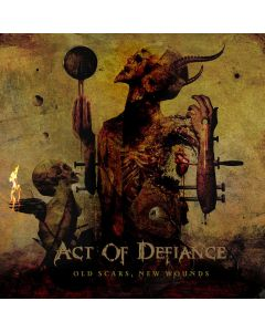 ACT OF DEFIANCE - Old Scars, New Wounds / CD