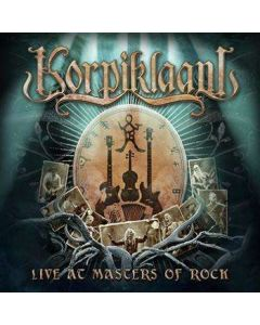Live At Masters Of Rock / Digipak BLU-RAY + 2-CD