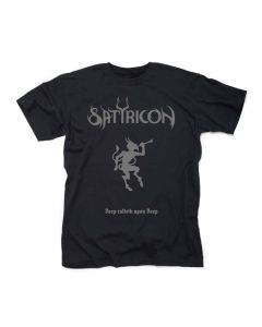 Deep calleth upon Deep Satyr T-shirt