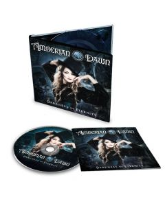 45367 amberian dawn darkness of eternity digipak cd symphonic metal