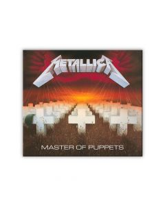 METALLICA - Master Of Puppets (Remastered) Expanded / 3-CD