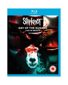 45492 slipknot day of the gusano blu-ray nu metal