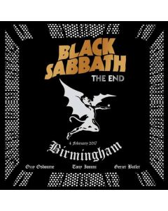 The End (Live In Birmingham) 2-CD