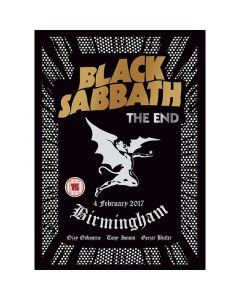 The End (Live In Birmingham) / DVD
