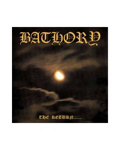 BATHORY - The Return / BLACK LP