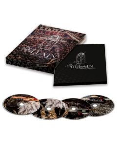 delain a decade of delain live at paradise cd bluray dvd digipak