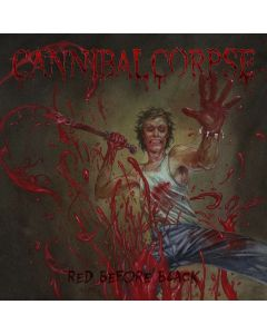 CANNIBAL CORPSE - Red Before Black / CD