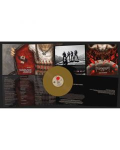 Doom Decimation / GOLDEN LP Gatefold