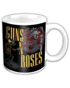 GUNS N' ROSES - Attak / Mug