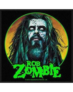 ROB ZOMBIE - Zombie Face / Patch