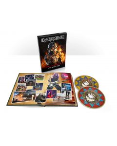 The Book Of Souls: Live Chapter / Deluxe CD