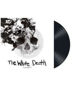 The White Death / BLACK LP Gatefold