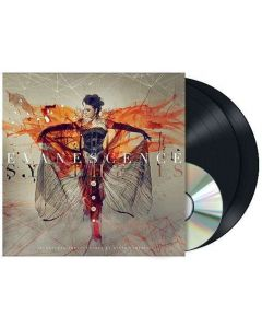 EVANESCENCE - Synthesis / BLACK 2-LP Gatefold + CD