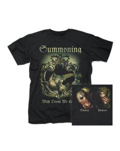 46399-1 summoning with doom we come t-shirt