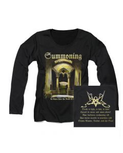 46433-1 summoning as echoes from the world of old girlie longsleeve