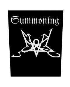 46440 summoning logo backpatch