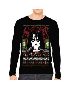 ALICE COOPER - Holiday / Sweater