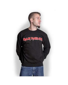 IRON MAIDEN - Logo / SWEATSHIRT