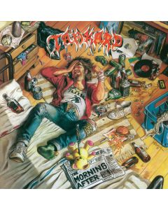 TANKARD - The Morning After (Deluxe Edition) / Digipak 2-CD