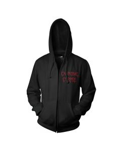 CANNIBAL CORPSE - Red Before Black / ZIP HOOD - Frontprint
