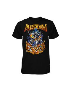 alestorm entry level party shirt