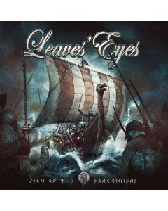 LEAVES' EYES - Sign Of The Dragonhead / CD