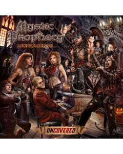 MYSTIC PROPHECY - Monuments (Un)Covered / CD