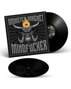 47573 monster magnet mindfucker black 2-lp stoner metal