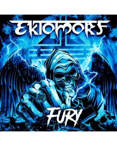 47819 ektomorf fury digipak cd thrash metal