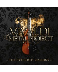 VIVALDI METAL PROJECT - The Extended Sessions / CD