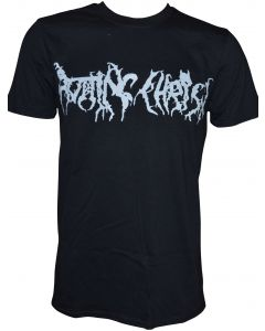 ROTTING CHRIST - Grey Logo / T-Shirt