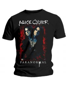 ALICE COOPER - Paranormal Splatter / T-Shirt